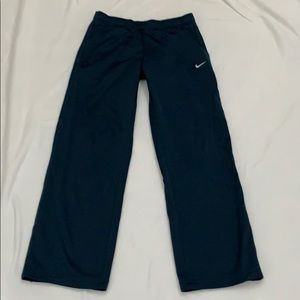 Nike Boys Therma-fit sweatpants Navy XL